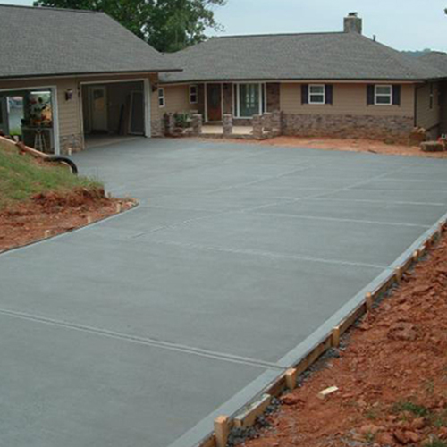 concrete driveways naiper